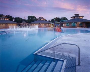City of Edmond Pelican Bay Aquatic Center