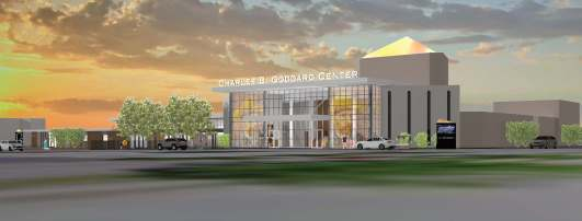 Charles B. Goddard Center for Visual and Performing Arts